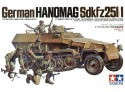 Tamiya German Hanomag Sdkfz 251/1 Kit Modellismo Militare