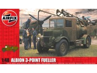 Airfix Albion AM463 3-Point Refueller Kit Modellismo Militare
