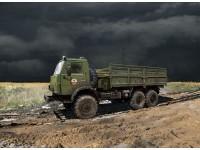 ICM Soviet Six-Wheel Army Truck Kit Montaggio Mezzi Militari