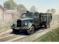 ICM German Truck Typ L3000S Kit Montaggio Mezzi Militari