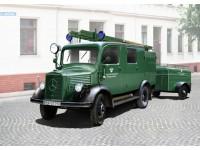 ICM L1500S LLG Kit Montaggio Modellismo Militare