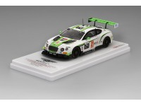 MODELLINO BENTLEY CONTIENENTAL GT3 n.24 TEAM PARKER 24H SPA 2016 TSM MODEL