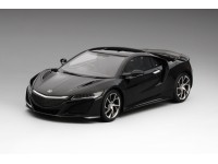 MODELLINO HONDA NSX BERLINA NERA TOP SPEED TSM MODEL