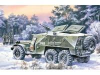 ICM Armored Personnel Carrier BTR-152 Kit Montaggio Mezzi Militari