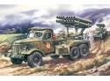 ICM BM-14-16 Kit Montaggio Modellismo Militare