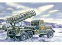ICM BM-24-12 Kit Montaggio Mezzi Militari