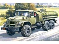 ICM ATZ-4-131 Fuel Bowser Kit Montaggio Mezzi Militari