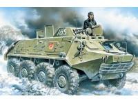 ICM BTR-60PB Kit Montaggio Modellismo Militare