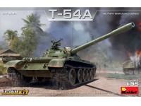 Miniart Carro Armato T-54A Kit Mezzi Militari