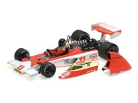 MODELLINO 1/18 McLAREN FORD M23 HUNT SOUTH AFRICAN GP 1976 MINICHAMPS