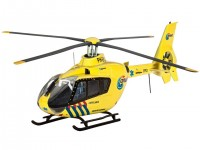 Revell Airbus Helicopters EC135 ANWB Modellino Elicottero da Montare