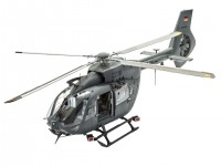 Revell H145M LUH KSK surveillance with troop transport Modellino Elicottero da Montare