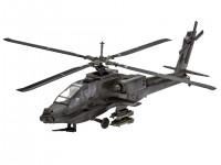 Revell AH-64A Apache Modellino Elicottero da Montare
