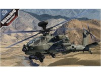 Academy ah-64d British Army Afghanistan Modellino Elicottero in Kit di Montaggio