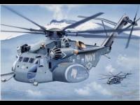 Italeri MH - 53E SEA DRAGON Modellino Elicottero in Kit di Montaggio
