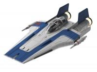 Revell Resistance A-Wing Fighter Blu Modello da Montare