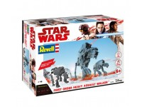 Revell First Order Heavy Assault Walker Modello da Montare