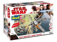 Revell Poe's Boosted X-Wing Fighter Modello da Montare