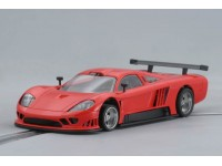 Arrow Slot Saleen S7-R Rossa Modellino in Kit
