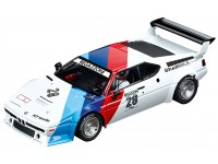 Carrera BMW M1 Procar Regazzoni N.28 1979 Modellino Slot Car