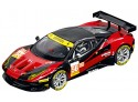 Carrera Ferrari 458 Italia GT2 AT Racing N.56 Modellino Slot Car