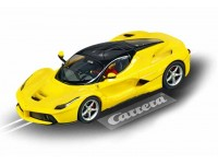 Carrera 1/32 LaFerrari Gialla Modellino Slot Car