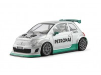 NSR Abarth 500 Assetto corsa Limited Edition F1 Mercedes Modellino Slot Car