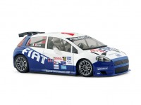 NSR Abarth S2000 n.4 Rally Vinho Madeira 2006 Modellino Slot Car