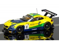 Scalextric BMW Z4 GT3 Blancpain Series Brands Hatch 2015 Modellino Slot Car