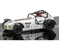 Scalextric Caterham Superlight R300-S Championship 2015 Modellino Slot Car