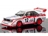Scalextric Audi sport quattro E2 Swedish rally cross 1990 Modellino Slot Car