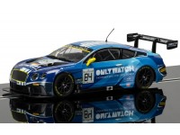 Scalextric Bentley Continental GT3 Team HTP Blue Modellino Slot Car