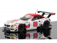 Scalextric BMW Z4 GT3 N.7 AMD Tuning Modellino Slot Car