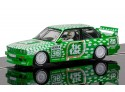 Scalextric BMW M3 E30 Sport Evolution Team Tic Tac Modellino Slot Car