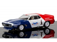 Scalextric AMC Javelin Trans Am George Follmer Modellino Slot Car