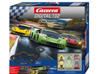 Carrera Pista Elettrica Digitale Pure Speed con 3 Modellini slot car