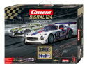 Carrera Pista Elettrica Digitale Race of Victory Audi r8 lms vs mercedes amg sls