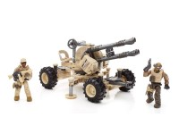 Mega Bloks Call of Duty Anti-Aircraft Vehicle Costruzioni per Bambini