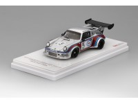 TSM MODEL PORSCHE 911 CARRERA RSR TURBO N.5 MARTINI 1000 KM BRANDS HATCH 1974 MODELLINO
