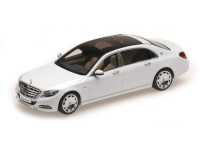 ALMOST REAL MERCEDES BENZ S CLASS MAYBACH 2016 BIANCA MODELLINO