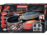 Carrera Pista Elettrica Analogica Night Chase