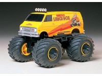 Tamiya Mini 4WD Wild Series Lunch Box Junior Giallo