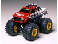 Tamiya Mini 4WD Wild Series Monster Truck Nissan King Cab Junior