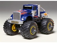 Tamiya Mini 4WD Wild Series Monster Truck Bullhead Junior