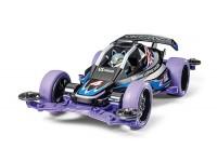 Tamiya Mini 4WD Racing Series Lupine Racer Kit di Montaggio