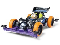 Tamiya Mini 4WD Racing Series Owl Racer Kit di Montaggio