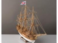 HMS Bounty Kit di Montaggio Modellismo Navale in Legno Corel Line
