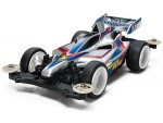 Tamiya Mini 4WD PRO Series Keen Hawk Jr. Kit di Montaggio