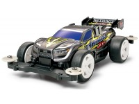 Tamiya Mini 4WD PRO Series Nitrage Jr. Kit di Montaggio