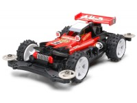 Tamiya Mini 4WD PRO Series Hotshot Jr. Kit di Montaggio